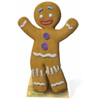 Shrek Gingy Star Minis Cut Out - Shrek Gifts