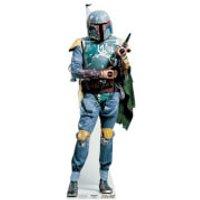 Star Wars Boba Fett Star Mini Cut Out - Mini Gifts