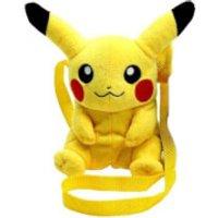 Pokemon Plush Shoulder Bag Pikachu - Pokemon Gifts