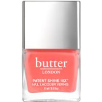 butter LONDON Patent Shine 10X Nail Lacquer 11ml - Trout Pout