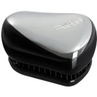 Tangle Teezer Compact Styler - Silver Chrome