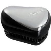 Tangle Teezer Compact Styler - Silver Chrome