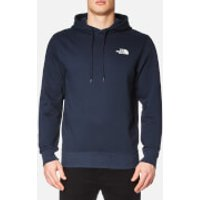 The North Face Mens Seasonal Drew Peak Pullover Light Hoodie - Urban Navy - M - Blue