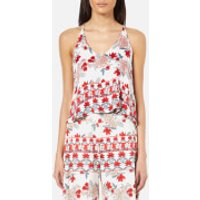 MINKPINK Womens Bed of Roses Cami Top - Multi - S - Multi