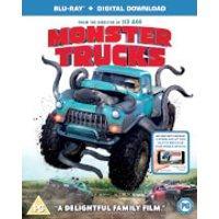 Monster Trucks (Includes Digital Download)