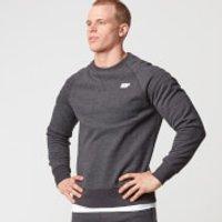 Classic Crew Neck Sweatshirt - XL - Charcoal Marl