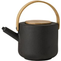 Stelton Theo Teapot - 1.25L - Black