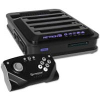 Retron 5 (9 in 1 Retro Gaming Console) - Video Games Gifts