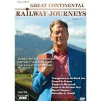 Great Continental Railway Journeys: Series 5