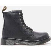 Dr. Martens Kids' Delaney Lace Boots - Black - UK 13 Kids - Black