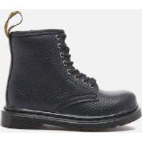Dr. Martens Toddlers' Brooklee Lace Boots - Black - UK 7 Toddler - Black