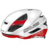 Salice Levante Helmet - S-M/52-58cm - White/Red