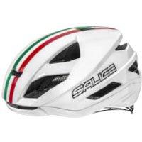 Salice Levante Italian Edition Helmet - S-M/52-58cm - White