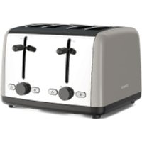 Kenwood TTM480GY Scene 4 Slice Toaster - Grey