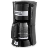 DeLonghi ICM15210 Filter Coffee Maker - Black