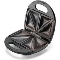 Breville VST077 2 Slice Sandwich Toaster - Black