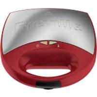 Breville VST078 DuraCeramic 2 Slice Sandwich Toaster - Red