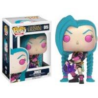 League Of Legends Jinx Pop Vinyl Figure - League Of Legends Gifts