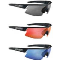 Salice CSPEED RWP Polarised Sunglasses - Black