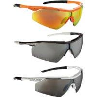Salice 004 RW Mirror Sunglasses - Orange/Red