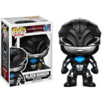 Power Rangers Movie Black Ranger Pop! Vinyl Figure - Rangers Gifts