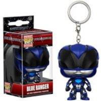 Power Rangers Movie Blue Ranger Pocket Pop! Key Chain - Rangers Gifts