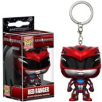 Power Rangers Movie Red Ranger Pocket Pop! Key Chain - Rangers Gifts