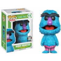 Sesame Street Herry Monster Pop! Vinyl Figure - Sesame Street Gifts