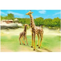 Playmobil Giraffe with Calf (6640) - Giraffe Gifts