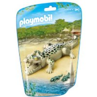Playmobil Alligator with Babies (6644)