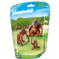 Playmobil Orangutan Family (6648) - Playmobil Gifts