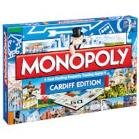 Monopoly - Cardiff Edition - Monopoly Gifts