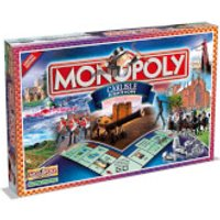 Monopoly Board Game - Carlisle Edition - Monopoly Gifts