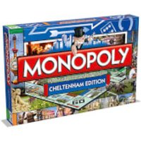 Monopoly Board Game - Cheltenham Edition