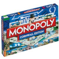 Monopoly Board Game - Cornwall Edition - Monopoly Gifts