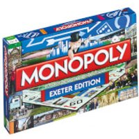Monopoly Board Game - Exeter Edition - Monopoly Gifts