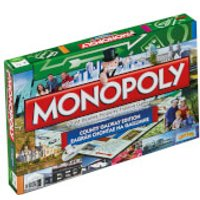 Monopoly Board Game - Galway Edition - Monopoly Gifts