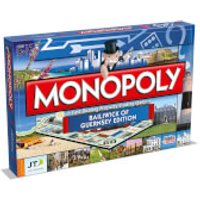 Monopoly Board Game - Guernsey Edition - Monopoly Gifts