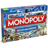 Monopoly Board Game - Isle of Man Edition - Monopoly Gifts
