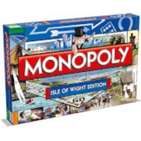 Monopoly Board Game - Isle of Wight Edition - Board Game Gifts