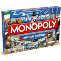 Monopoly - Lincoln Edition - Monopoly Gifts