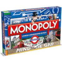 Monopoly - London Underground Edition - Monopoly Gifts