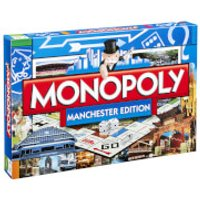 Monopoly - Manchester Edition - Monopoly Gifts