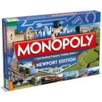 Monopoly - Newport Edition - Monopoly Gifts
