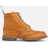 Knutsford by Tricker's Knutsford by Tricker's Women's Stephy Leather Lace Up Boots - Acorn - UK 7 - Tan