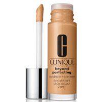Clinique Beyond Perfecting Foundation and Concealer 30ml (Various Shades) - Toasted Wheat