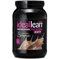 IdealLean Protein - Chocolate Brownie