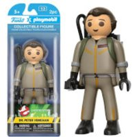 Funko x Playmobil: Ghostbusters - Peter Venkman Action Figure - Playmobil Gifts