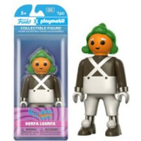Funko x Playmobil: Willy Wonka - Oompa Loompa Action Figure - Playmobil Gifts