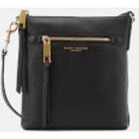 Marc Jacobs Women's North South Cross Body Bag - Black